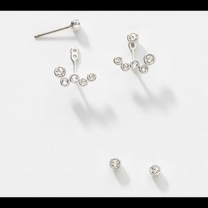Touchstone Crystal- To and Fro Earrings